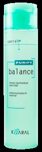 Purify Balance Шампунь для химически обработанных волос