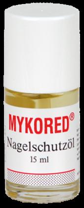 Противогрибковое масло «Mykored» с кисточкой