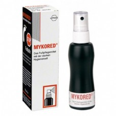 """Противогрибковый препарат """"Mykored"""" спрей"""