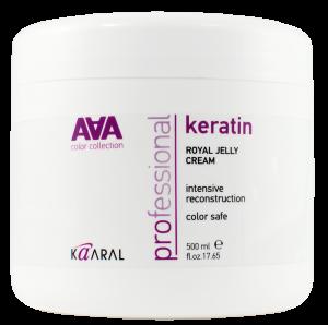 Питательная крем-маска для восстановления окрашенных и химически обработанных волос