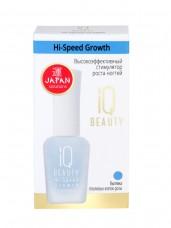 IQ BEAUTY Высокоэффективный стимулятор роста ногтей /Hi-Speed Growth