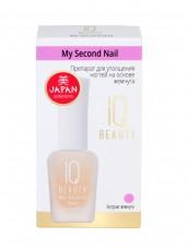 IQ BEAUTY Препарат для утолщения ногтей на основе жемчуга /My Second Nail