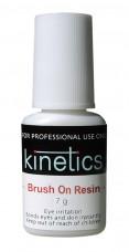 "KINETICS Клей для типсов ""Brush on Resin"""