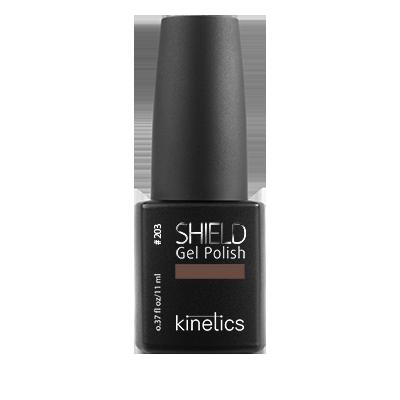 KINETICS Гель-лак SHIELD  (Формула нового поколения) (203S)