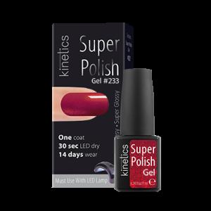 KINETICS Однофазный гель-лак Super Polish (в коробке) (233)