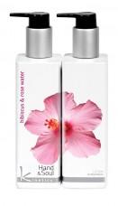 KINETICS Лосьон для рук и тела  (Гибискус и Розовая вода)