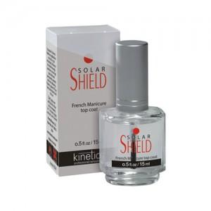 Покрытие верхнее Solar shield  (защитное средство для натуральных и искусственных ногтей)